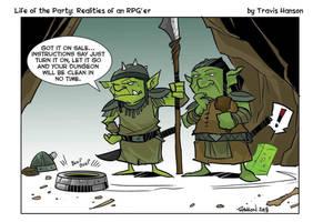 Dungeon aides by travisJhanson