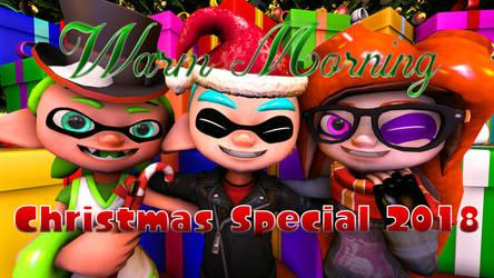 [SFM/Splatoon] Warm morning Christmas Special 2018 by BruceBrush