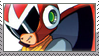 Proto Man stamp by andrea-koupal