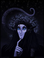 Prince of Darkness by andrea-koupal