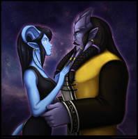 Adamantus and Vitara by andrea-koupal