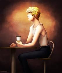 Human version Pallas by andrea-koupal