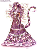 Shadow-beast Tamar by andrea-koupal