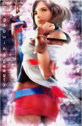 g l o w i n g beauty by Spanky-PD