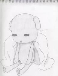 Gakuen Alice - Mr. Bear by chris3169512