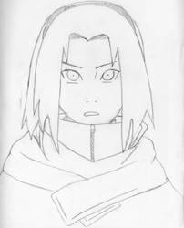 Naruto - Sakura Haruno by chris3169512