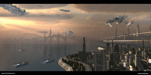 The City Of Exiles-Old Colony by spartanx118