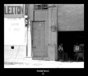 Viendo - Watching by SerraJorquera