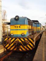 Alstom BB56 AFE by SD40-2