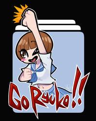 Go Ryuko! by TechyTechy