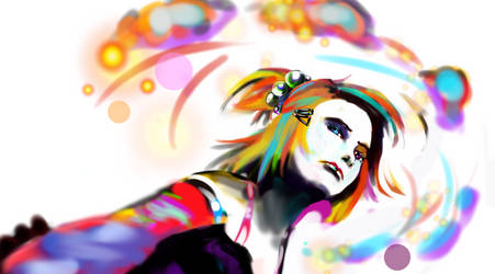 acid kiss by m3t4l-sh11n