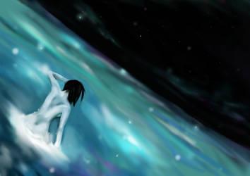 solitude by m3t4l-sh11n