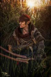Im Not a Good Elf by ValtirFaye