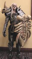 Necromancer (Diablo Cosplay) by ValtirFaye