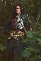 Vrihedd Days - Iorweth without scar (cosplay) by ValtirFaye