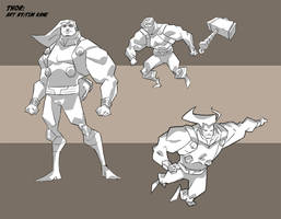 Thorish by Kane79