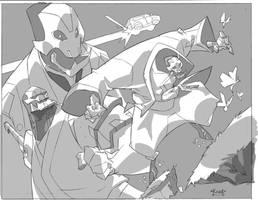 Kuta Bastion's 7 by Kane79