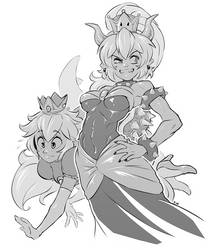Caught the Peach! by R-no71