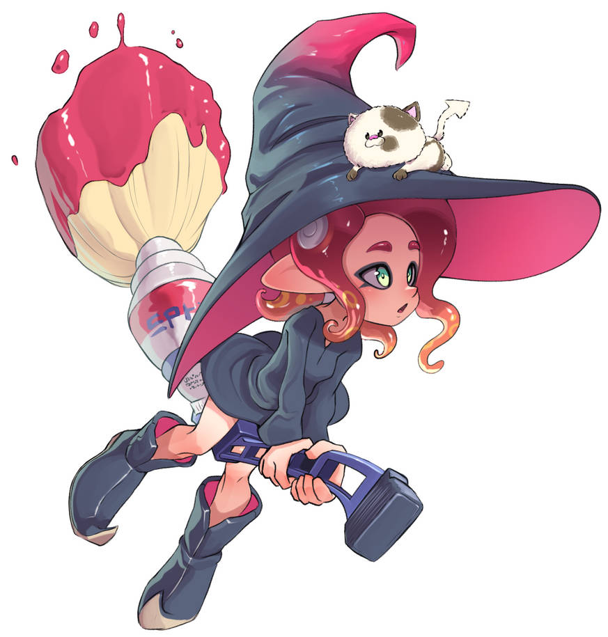 Witchling by R-no71
