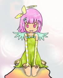 Cherrie chan by scilk