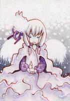 Goddess Snow by scilk