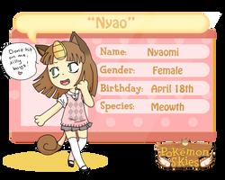 Nyaomi App PkmnSkies by scilk