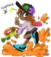Captain yen by scilk