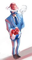 Merry Smissmas by LittleMeesh