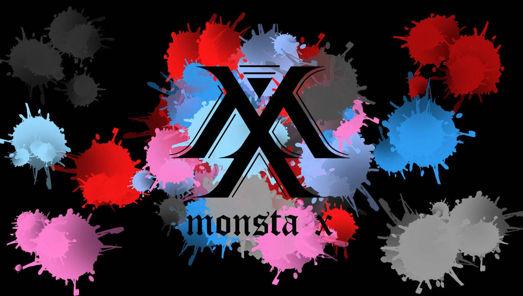 Monsta X Wallpaper By Aleu20 On Deviantart