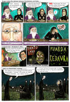 Snape makes a decision. by ssnapey22