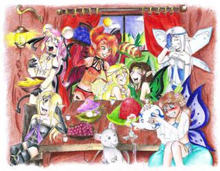 Fairy Feast by SirPrinceCharming