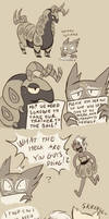 Date request? Maybe? Perhaps? by SirPrinceCharming