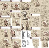 Naki's tumblr adventures Part II by SirPrinceCharming
