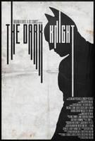 The Dark Knight - Alt. Minimalist Poster by edwardjmoran