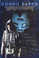 Donnie Darko - Alt. Movie Poster by edwardjmoran