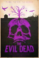 The Evil Dead - Alternative Poster by edwardjmoran