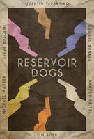 Stuck in the Middle - Reservoir Dogs Poster by edwardjmoran