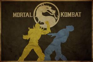 Mortal Kombat - Poster by edwardjmoran