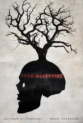 Fragility - True Detective Poster by edwardjmoran