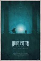 Harry Potter and the Order of the Phoenix - Poster by edwardjmoran