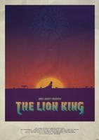 Circle of Life - The Lion King Poster by edwardjmoran