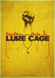 Power - Luke Cage Poster by edwardjmoran