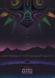 Terrible Fate - The Legend of Zelda: Majora's Mask by edwardjmoran
