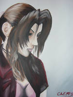 Aerith in Memoriam by DNLINK