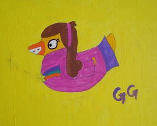 Mabel Duckie by GalaxyGoddess
