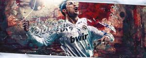 Cristiano Ronaldo by ardianARTs