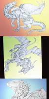 Project Sketchbook: Part4 by Leundra