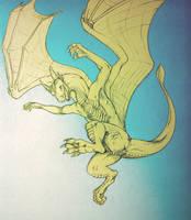 Project Sketchbook: Zefiro by Leundra