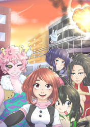 BnHA Girls - Fixed by indidere