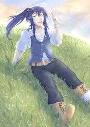 Kanda Paint by indidere